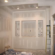Custom Drywall Construction